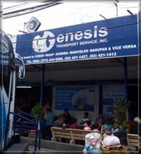 Genesis Joy Bus Terminal
