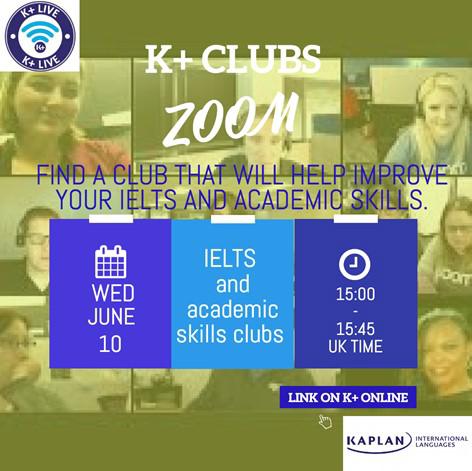 K+Club例