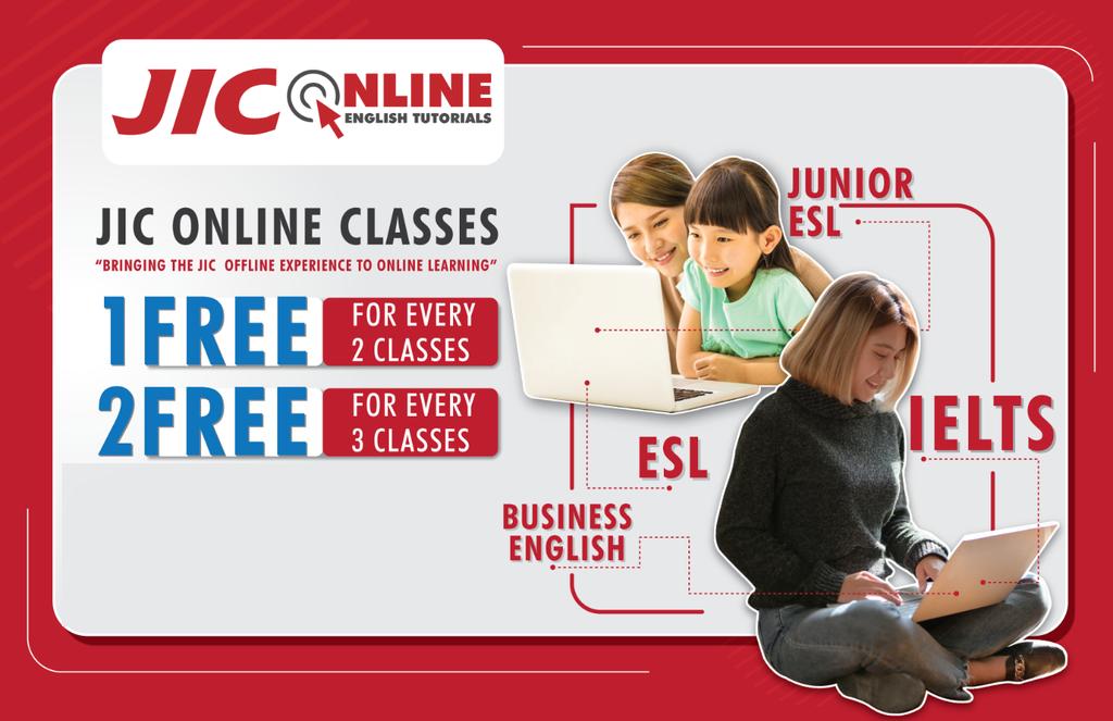 JIC Baguio Online, JIC Online