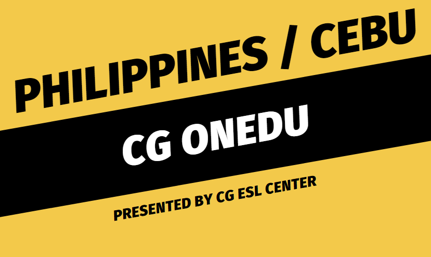CG On Edu, CG ESL Center Online, CG Academy Online