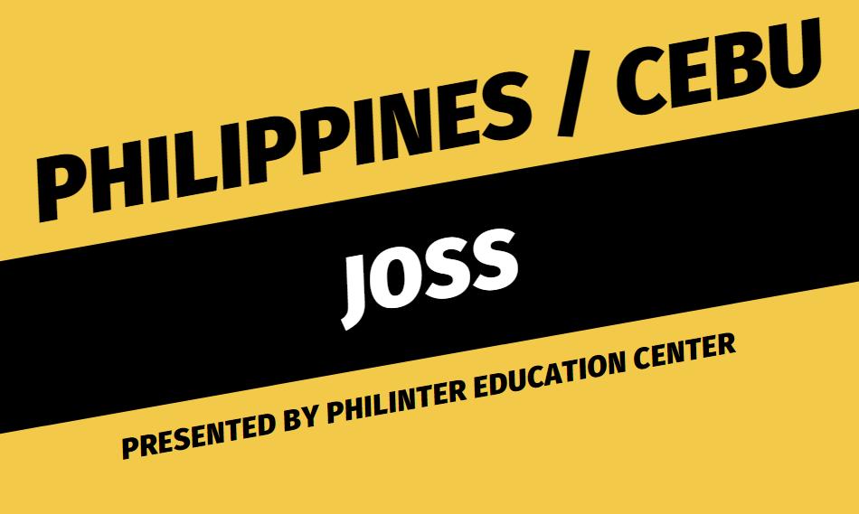 JOSS, Philinter online, フィリンター オンライン留学