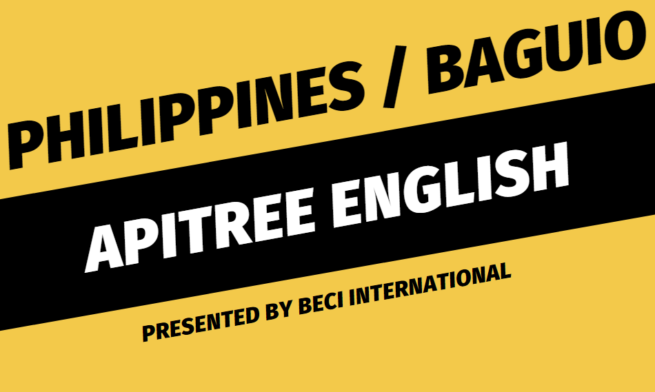 BECIオンライン留学, API SPEAK, APITREE ENGLISH