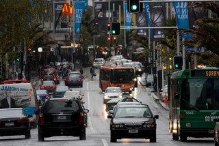 ニュージーランドの交通手段