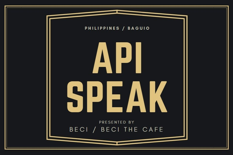API Speak
